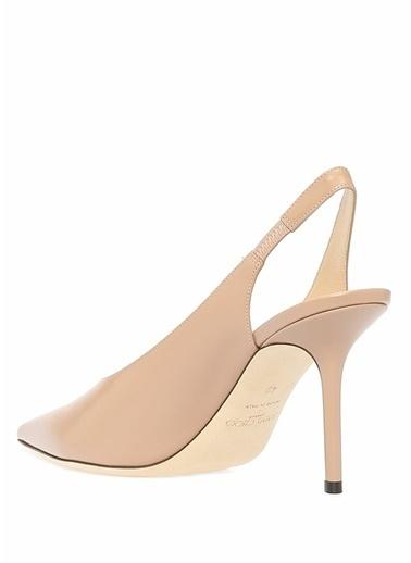 Jimmy Choo Ayakkabı Bej